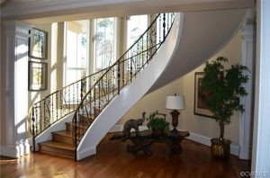 455 Rivergate Drive stairs