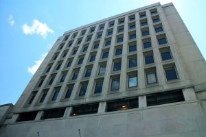 The 11-story tower at 7 N. 8th street is nearly 250,000 square feet.