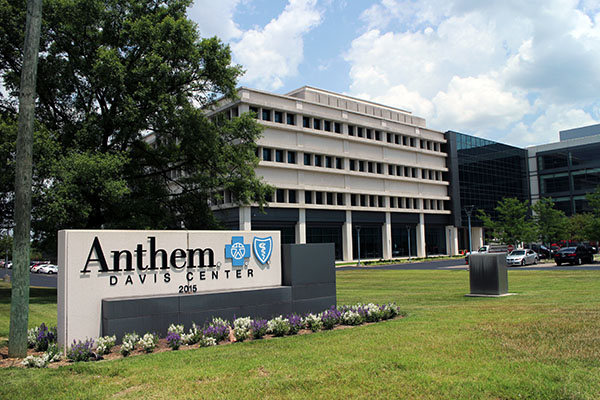 Anthem Blue Cross Blue Shield and Bon Secours have resolved a year-long disagreement over contracts. Photo by Evelyn Rupert.
