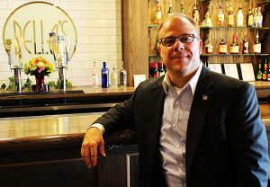 Bella's co-owner Doug Muir opened a Richmond location at Short Pump. Photo by Evelyn Rupert.