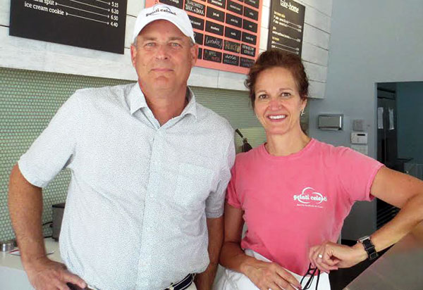 Owners Steve and Kim Rosser will open a third Gelati Celesti location in Short Pump. Photos by Michael Thompson.