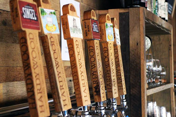 Hardywood is expanding farther into western Virginia. Photos by Michael Schwartz.