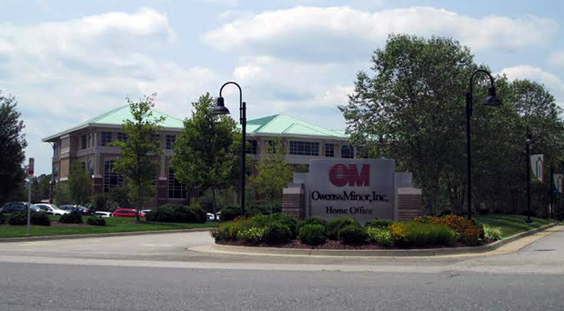 Medical supply company Owens and Minor has made another move to further expand in Europe.