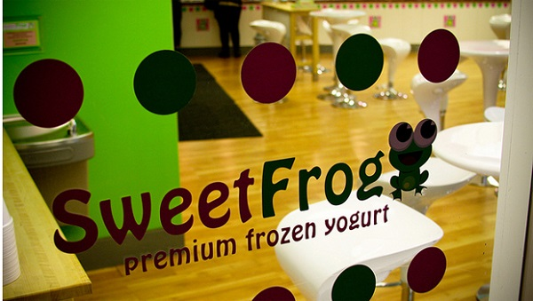 SweetFrog, founded in 2009, is the country's 22nd fastest-growing company, according to Inc. magazine.
