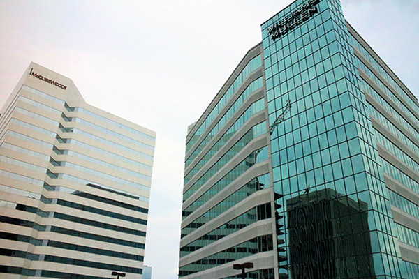 Divaris will join Williams Mullen in its 10th Street office. Photo by Evelyn Rupert.
