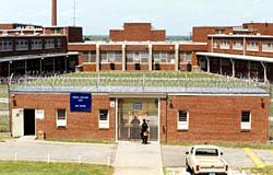 Powhatan Correctional Center. Courtesy of the DOC.