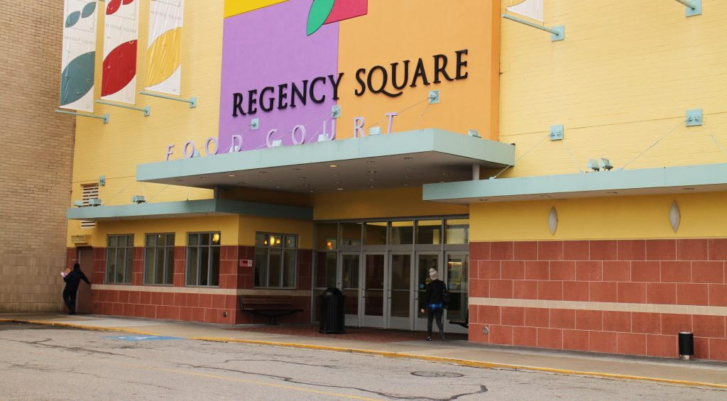 Regency Square mall has been on the market for months. Photo by Katie Demeria.
