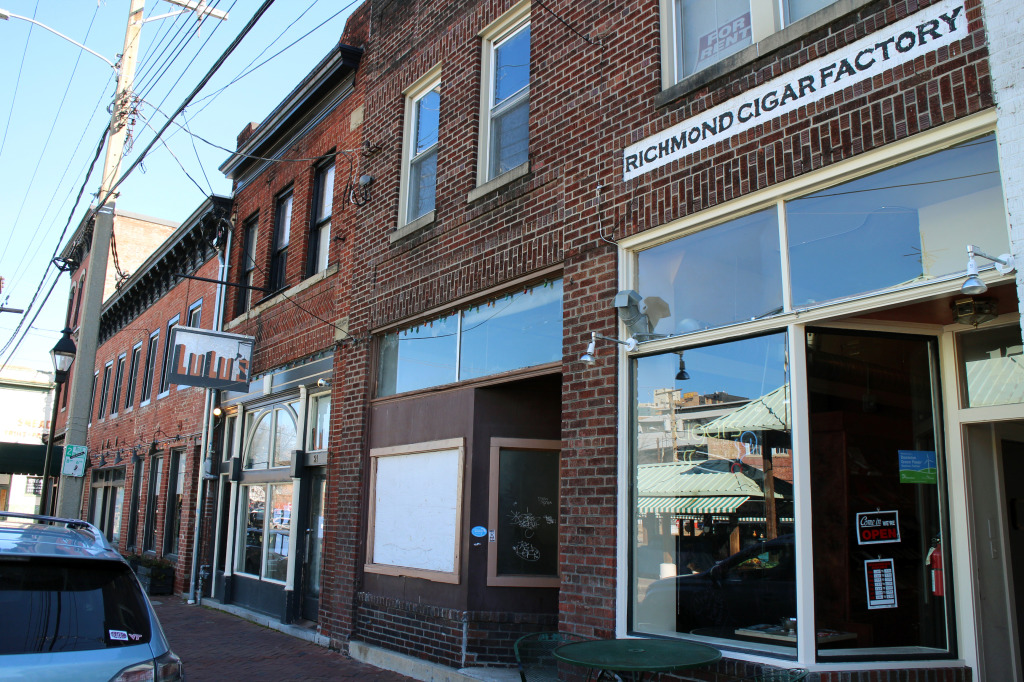 A real estate agent is planning to put a co-working space in Shockoe Bottom.