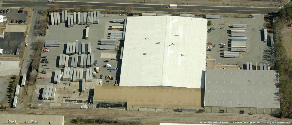 Steves and Sons door manufacturer has moved into a new warehouse near the airport.