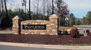 The Castleton development is in eastern Henrico County near I-295 and Pocahontas Parkway.
