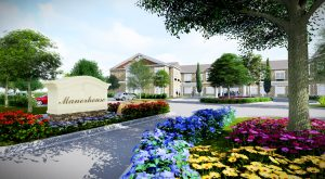 Manorhouse North Gayton is in the works in the Short Pump area. Renderings courtesy of Manorhouse.