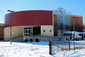 The former Boys and Girls Club office building will be razed to make way for the homes.