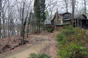 The property includes two cabins that the Snyder family has been renting out.