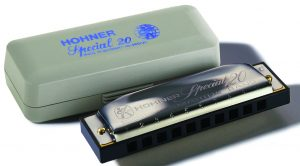 Hohner Inc.'s parent company is a manufacturer of harmonicas, among other instruments. Image courtesy of KHS America.