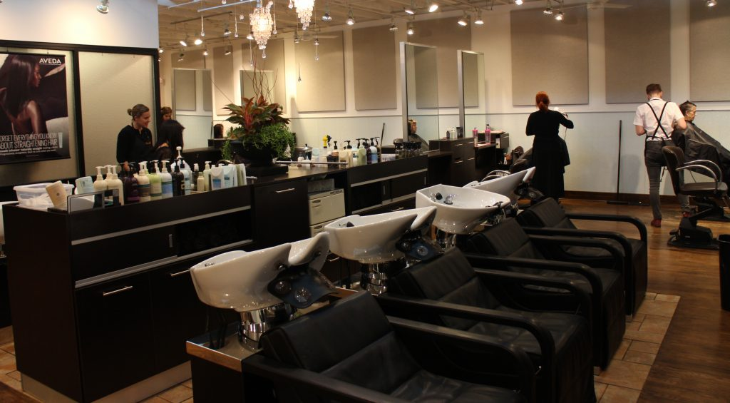 Mango Salon, which has a location on Libbie Avenue, is expanding. Photos by Michael Thompson.