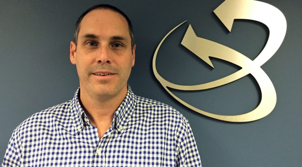 Travis Weisleder is taking back control of his old company. Photo courtesy of Interactive Financial.