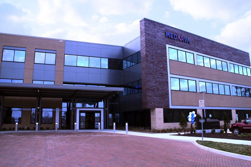 The first of three medical office buildings at West Creek Medical Park opened in March 2015.(BizSense file photo)