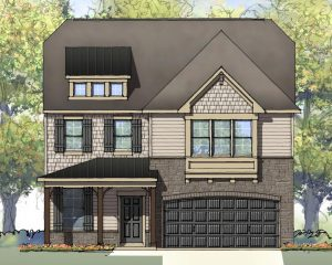 Single-family homes would start in the low $400,000 range.