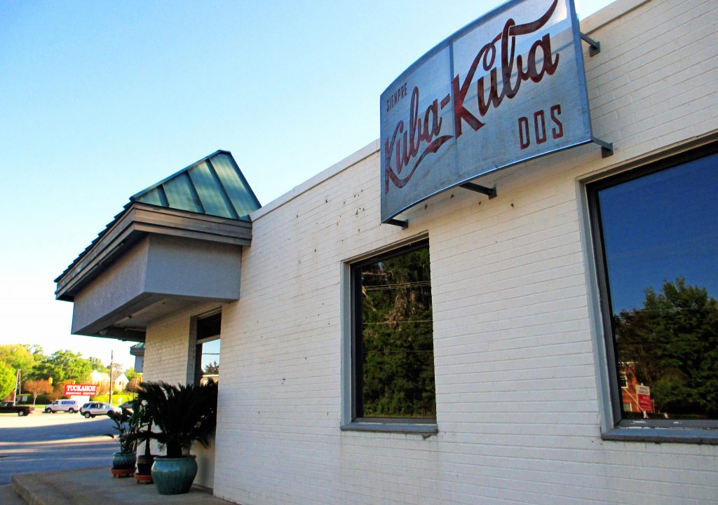 Kuba Kuba's second location at opened this week. Photos by Jonathan Spiers.