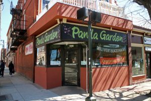 Panda Garden at Grace and Harrison streets closed this week after about seven years.
