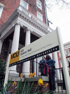 The grant was given to VCU's