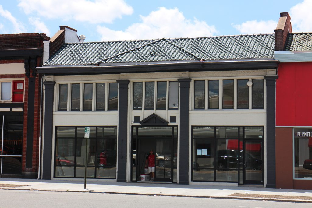 Eastern Land Collective is moving into a West Broad Street space. Photo by Michael Thompson.