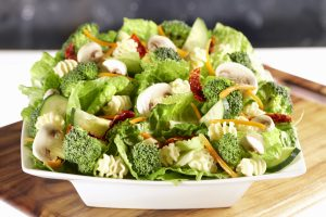 Saladworks sells customizable salads as well as paninis, wraps and soup. Photo courtesy of Saladworks.