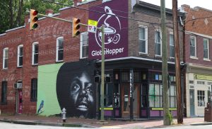 Whisk will move into the former GlobeHopper cafe space at Main and 21st streets.