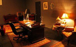 Escape Room RVA currently has three puzzle rooms.