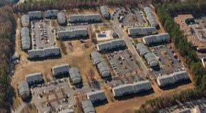A large apartment complex in Chesterfield County was recently sold after