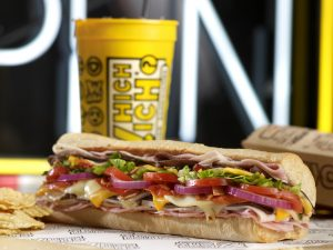 The first Which Wich opened in Dallas in 2003. Photo courtesy of Which Wich.