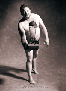 king agency naked chef vitamix