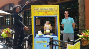 Firebirds in Short Pump participated in Alex's Lemonade Days fundraiser between June 12 and June 14.