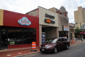The storefront sits next to the recently opened Shwarma Shack and an upcoming hookah bar.
