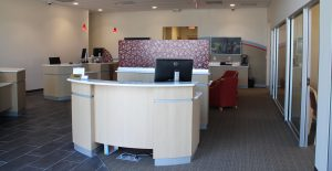 Essex is continuing with a new interior layout for the Bon Air location.