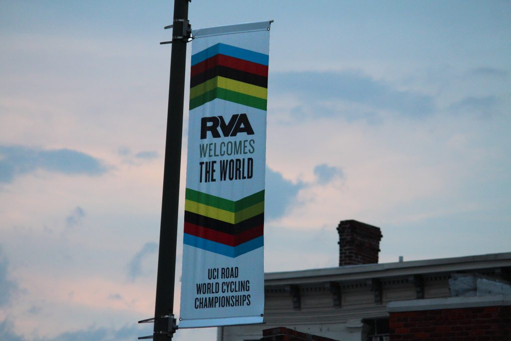 Richmond is gearing up for a massive September bike event. Photos by Jonathan Spiers.