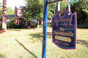 Chamberlayne apartments Charlottesville