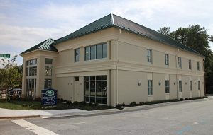 Chesapeake Bank opened its new branch on Monday. Photos by Michael Schwartz.