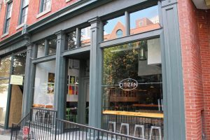 Citizen's new spot sits at 12th and Main near the Capitol.