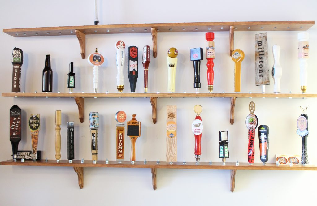 Growlers to Go launched a second location in Short Pump last week. Photos by Michael Thompson.