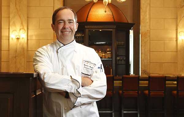 Walter Bundy is leaving his longtime post at The Jefferson Hotel's Lemaire restaurant.