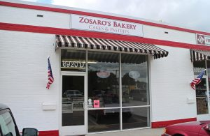 Zozaro's filled the former Original Gravity space after the beer shop expanded.