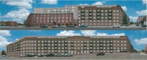 Plans are still in the works for a new apartment complex in Shockoe Bottom.