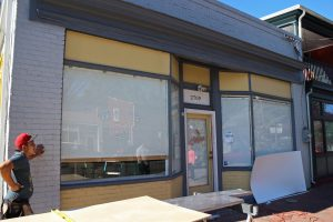 Stroops is scheduled to open in the next few weeks.