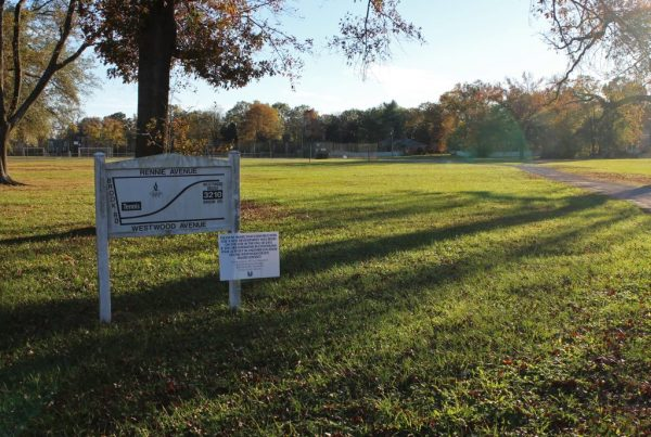 The 33-acre Westwood Tract is owned by nearby Union Presbyterian Seminary.