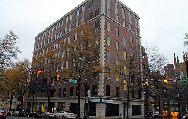 The building at 501 E. Franklin St.(Katie Demeria)