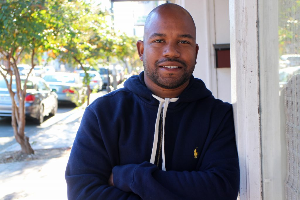 Shawn Minter has another restaurant venture in the works in Shockoe Bottom. Photos by Michael Thompson.