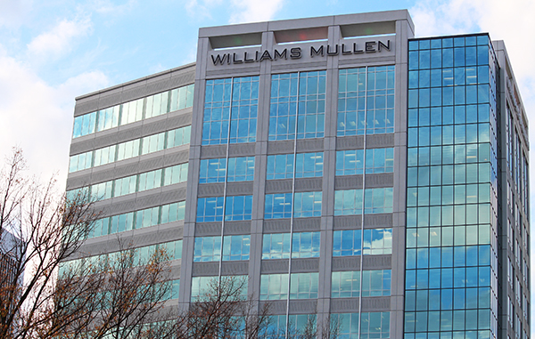 The Williams Mullen Center sold for $78 million in January.