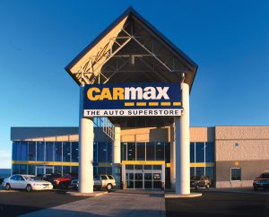 CarMax is embarking on a nationwide push for more retail locations.