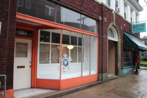 Early Bird is moving into the space next to Halcyon Vintage Clothing on Robinson Street.